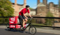 Bike blog : cycle freight : Outspoken delivery